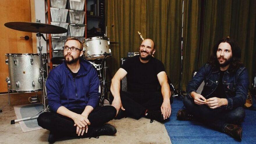 Pedro The Lion's new album, <em>Phoenix</em>, comes out Jan. 18 on Polyvinyl Records.
