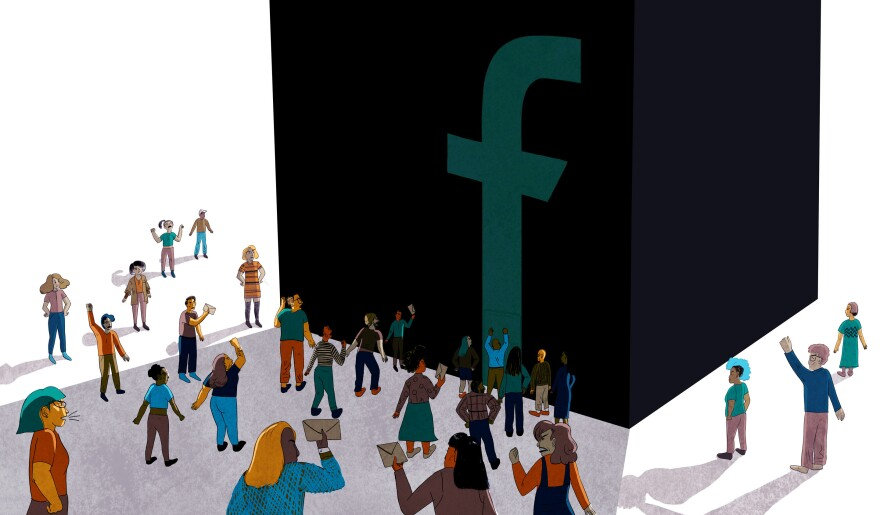 Facebook has become so powerful that, for some people, having a Facebook account is more important than a driver's license. But when you lose that account, there's no recourse.