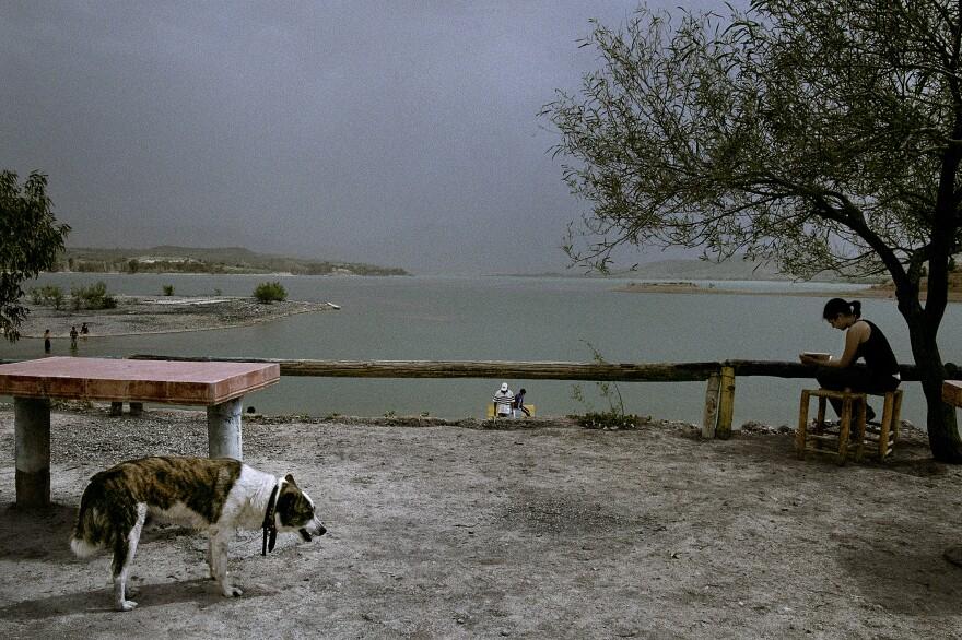 Lalla Takerkoust, Morocco, 1998.