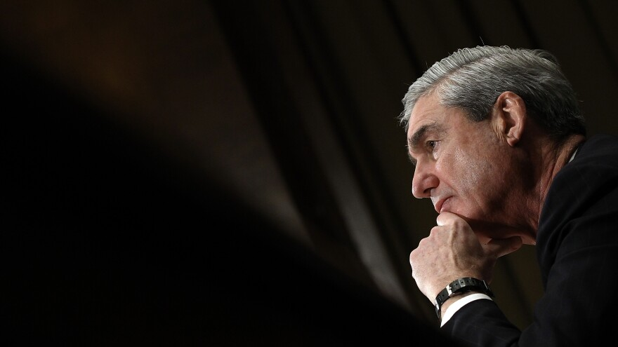 """Special counsel Robert Mueller, pictured in 2011, told Attorney General William Barr in a March 27 letter that Barr's summary of his investigation """"did not fully capture the context, nature, and substance of this Office's work and conclusions."""""""