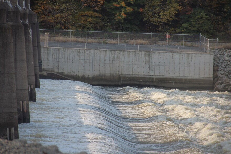 To Rye Development's Paul Jacob, the waters flowing over the Emsworth dam just east of Pittsburgh represent an untapped source of renewable energy for the region.