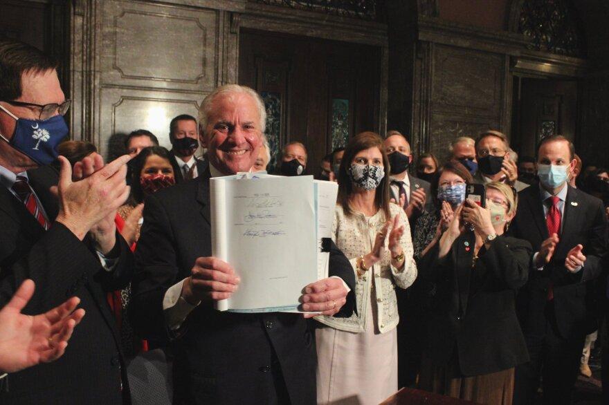 Henry McMaster abortion bill