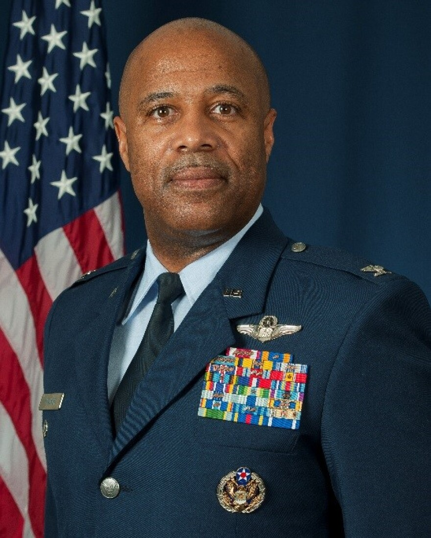 Christopher Walker, West Virginia National Guard, West Virginia Air National Guard