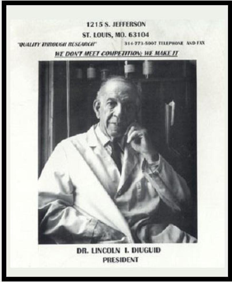 An advertisement for Du-Good Chemical.