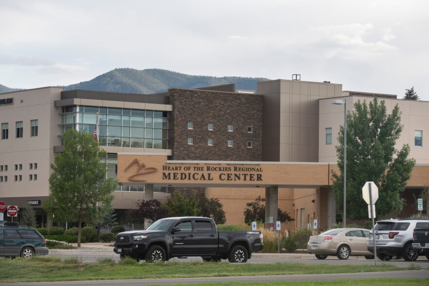 When Shannon Harness awoke to symptoms of appendicitis in August 2019, he went to the emergency room of the only hospital in his county: Heart of the Rockies Regional Medical Center in Salida, Colo. He was uninsured at the time.