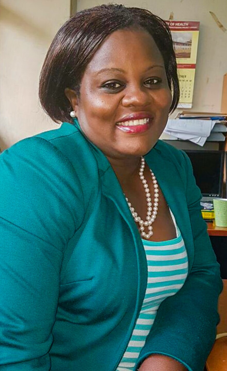 """Epidemiologist Christine Kihembo: """"These people probably have been suffering silently without help for more than 30 years."""""""
