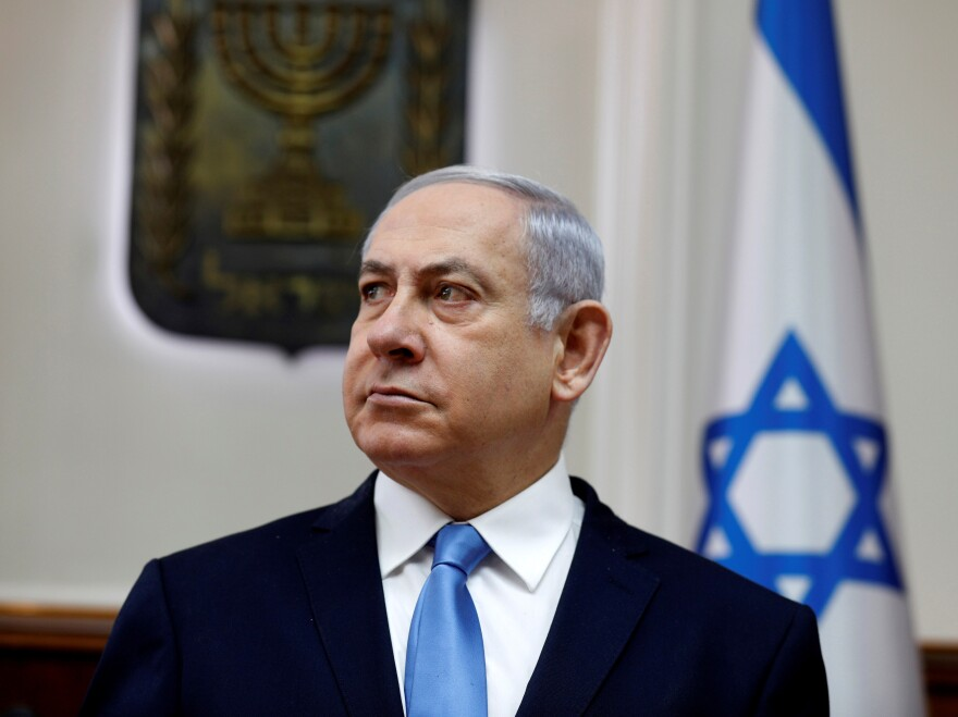 "Israeli Prime Minister Benjamin Netanyahu said Arab citizens have equal rights under the law but that Israel is the nation-state of the Jewish people — and only them. Soon after, Israeli President Reuven Rivlin said Israel ""has complete equality of rights for all its citizens."""