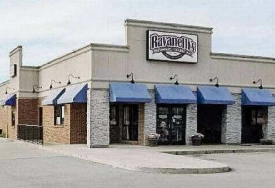 Ravanelli's Restaurant in Collinsville is one Metro East establishment following the coronavirus-related ban on indoor dining in the region. It still offers carryouts, including turkey dinners on Thanksgiving.