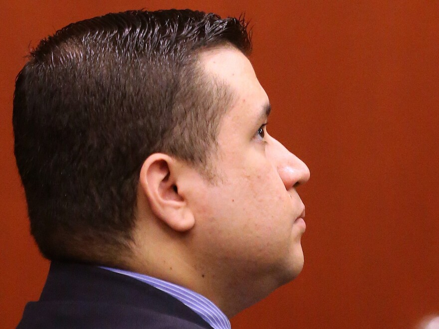 George Zimmerman at a court hearing in Sanford, Fla., on Feb. 5.