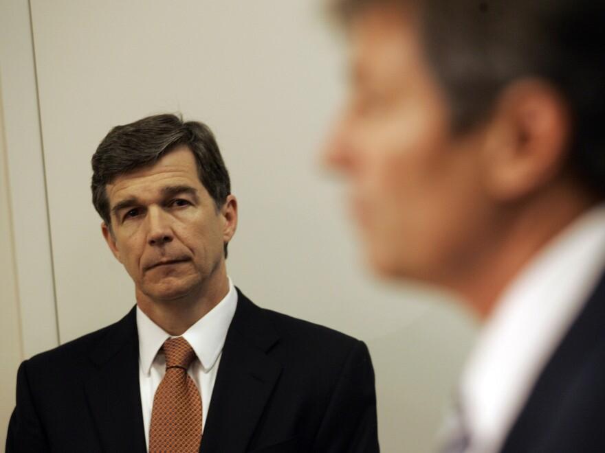 North Carolina Attorney General Roy Cooper in 2010.