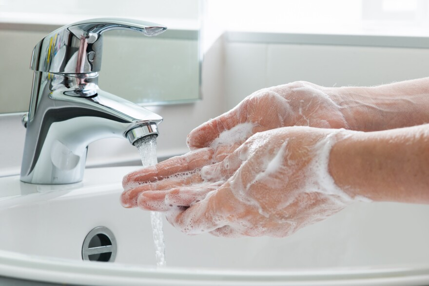 While CDC guidelines such as hand-washing are generally easily accomplished, OCD compulsions are usually never satisfied, says one expert.