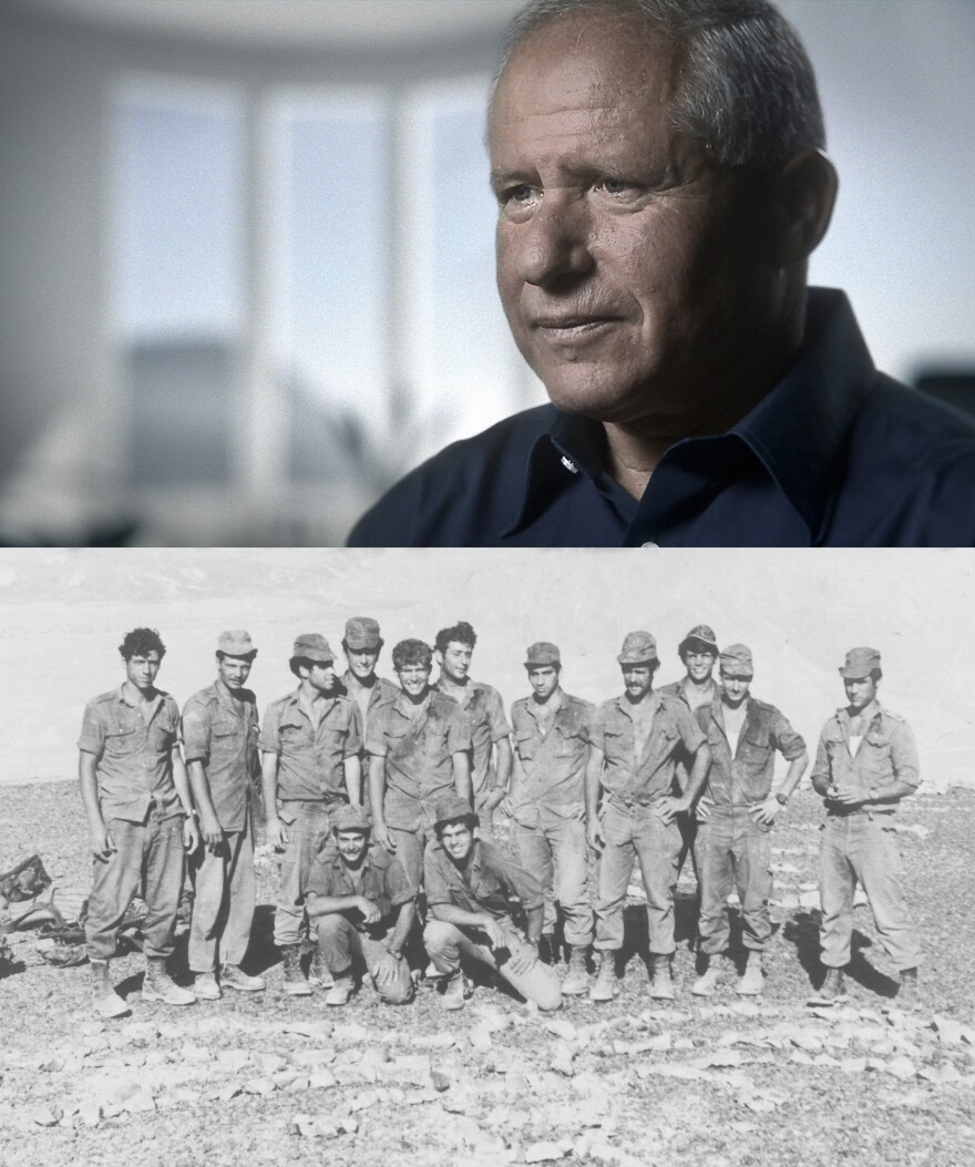 Avi Dichter, who appears in the film, was head of the Shin Bet from 2000-2005.