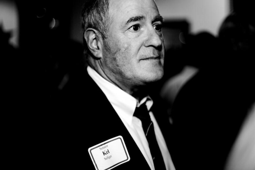 Texas state Sen. Kel Seliger in 2009