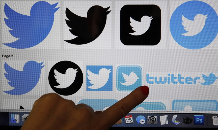 Several companies are said to be considering bids for Twitter.