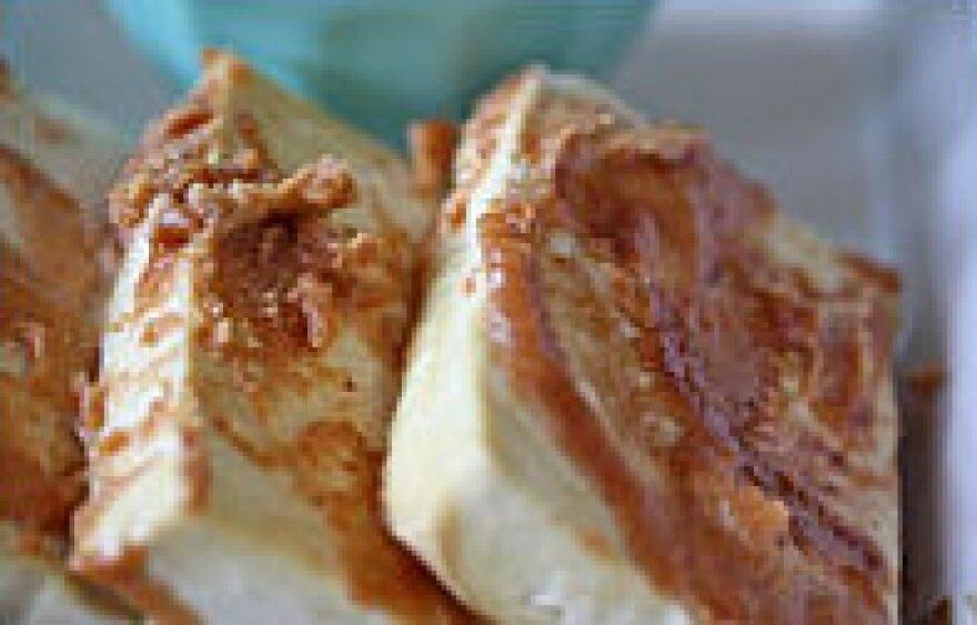 Nicole Spiridakis' baked tofu