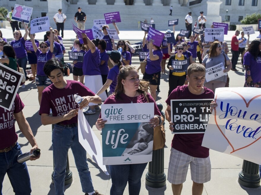 Abortion rights may be the subject of more legal challenges that reach the Supreme Court once President Trump's nominee is confirmed, cementing a new conservative majority.