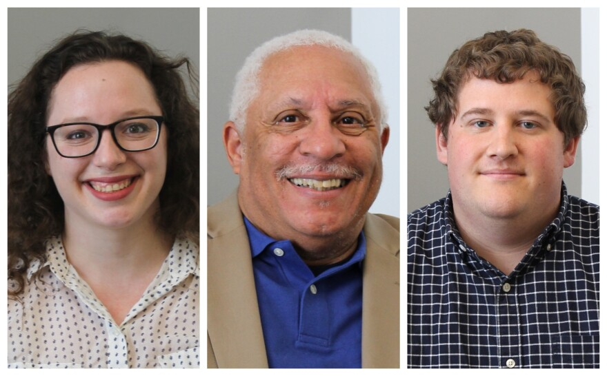 Julia Lacher, Clayvon Wesley and Patrick Allie joined host Don Marsh to talk about an oral history project collecting veterans' voices.