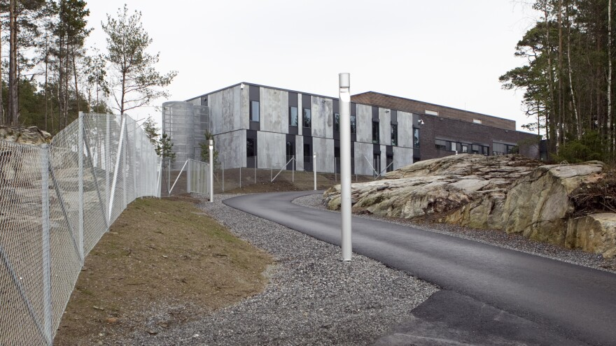 """Norway's Halden Prison is a model for a different way to approach incarceration, says psychiatrist Christine Montross. """"The living quarters essentially look like a new and clean youth hostel,"""" she says."""