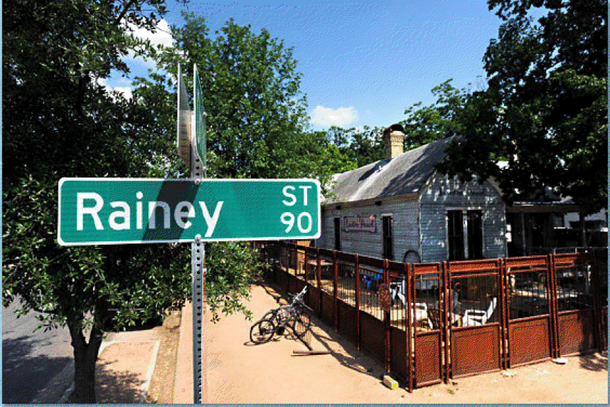 Rainey St. Sign.png