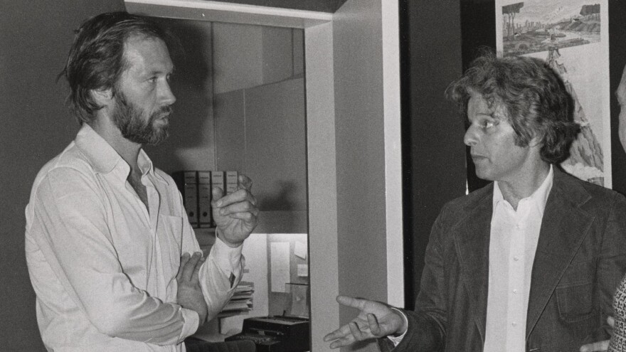 David Carradine was one of the actors chosen by Alejandro Jodorowsky for his film adaptation of <em>Dune</em>, an ultimately doomed project that is the subject of Frank Pavich's new documentary  <em>Jodorowsky's Dune</em>.