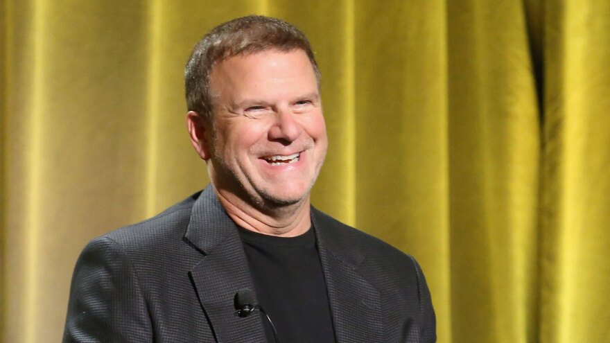 Tilman Fertitta, seen here at a television premier last year in Universal City, Calif. A native Texan, Fertitta owns the Houston-based restaurant chain Landry's, Inc. And now he is set to own the Houston Rockets, too.