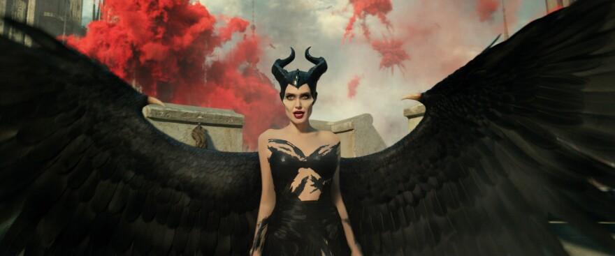 In<em> Maleficent: Mistress of Evil, </em>Angelina Jolie returns as the iconic Disney villain.