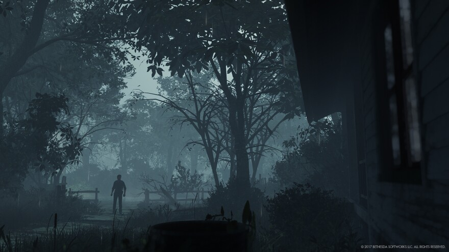The sequel to the 2014 original, The Evil Within 2 provides new open-world areas to explore.
