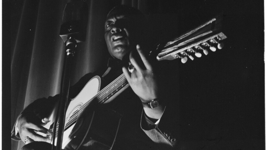 Lead Belly.