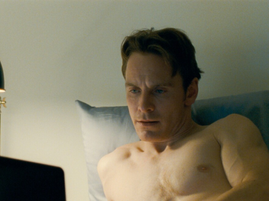 In <em>Shame,</em> Brandon (Michael Fassbender) pursues sex not for pleasure but to fulfill a driving compulsion.