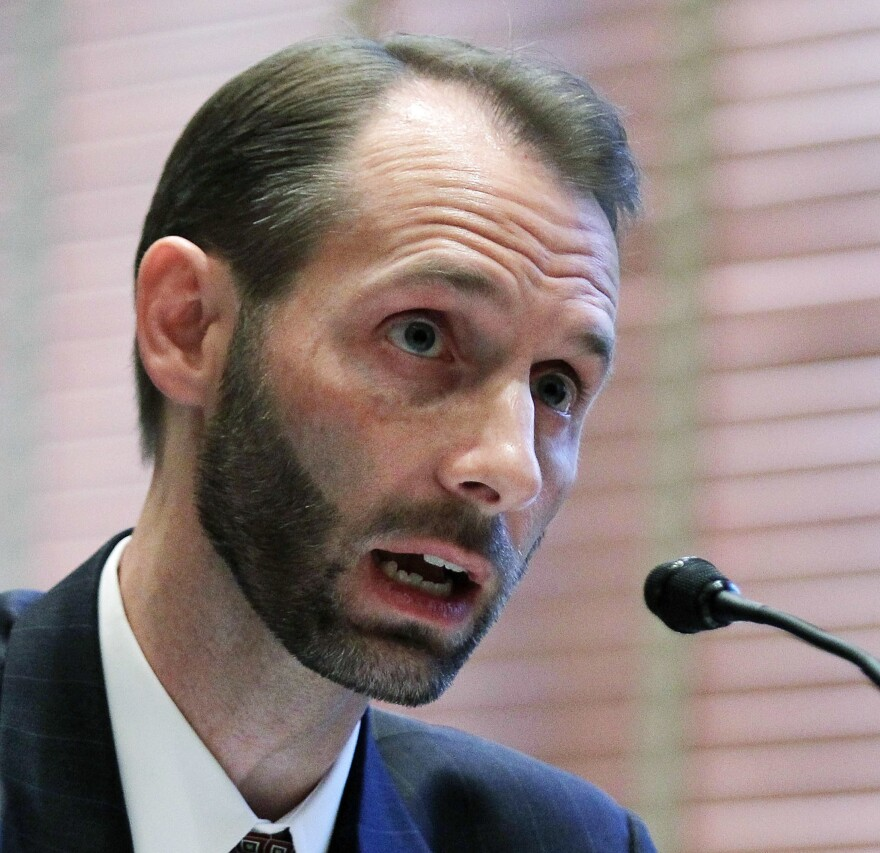 Matthew Petersen has withdrawn himself from consideration for a U.S. district court position.