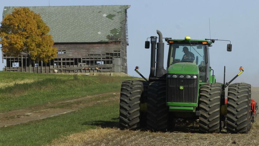 Farm statistics: usually illuminating ... occasionally misleading.