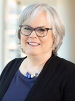 Elizabeth Jensen at NPR headquarters in Washington, D.C., May 21, 2019. (photo by Allison Shelley)