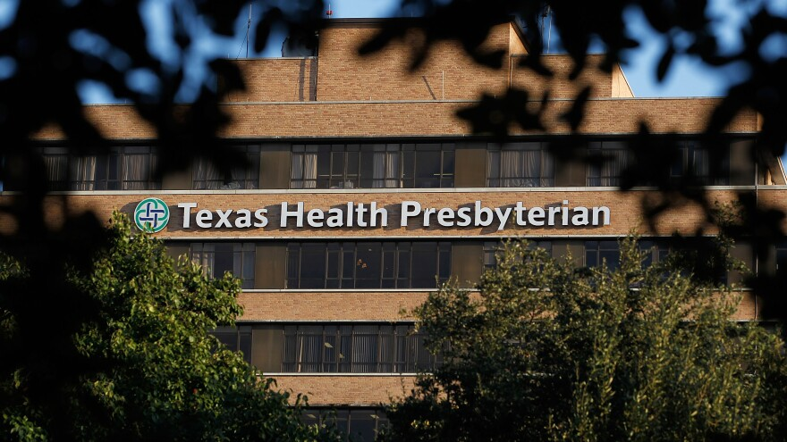 A man diagnosed with the Ebola virus this week is being treated at Texas Health Presbyterian Hospital in Dallas. The patient recently traveled to Dallas from Liberia.