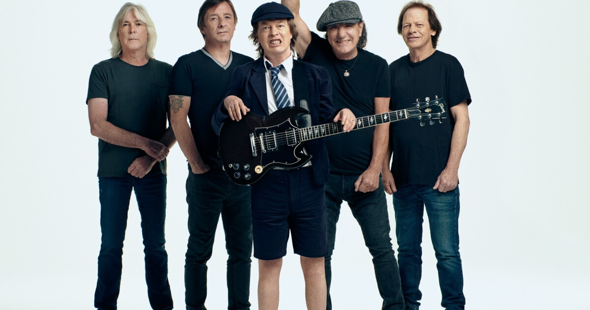 AC/DC Returns To Rock The Masses With 'Power Up'