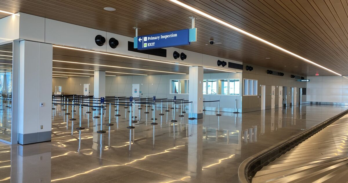 New inspection facility for international arrivals in Kona boosts transportation resiliency