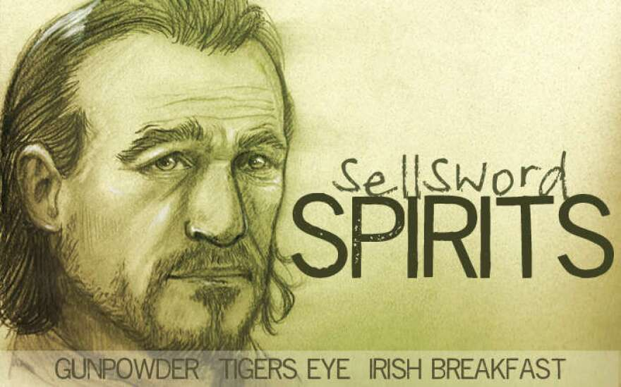 """Sellsword Spirits"" was inspired by Bronn from <em>Game of Thrones.</em>"
