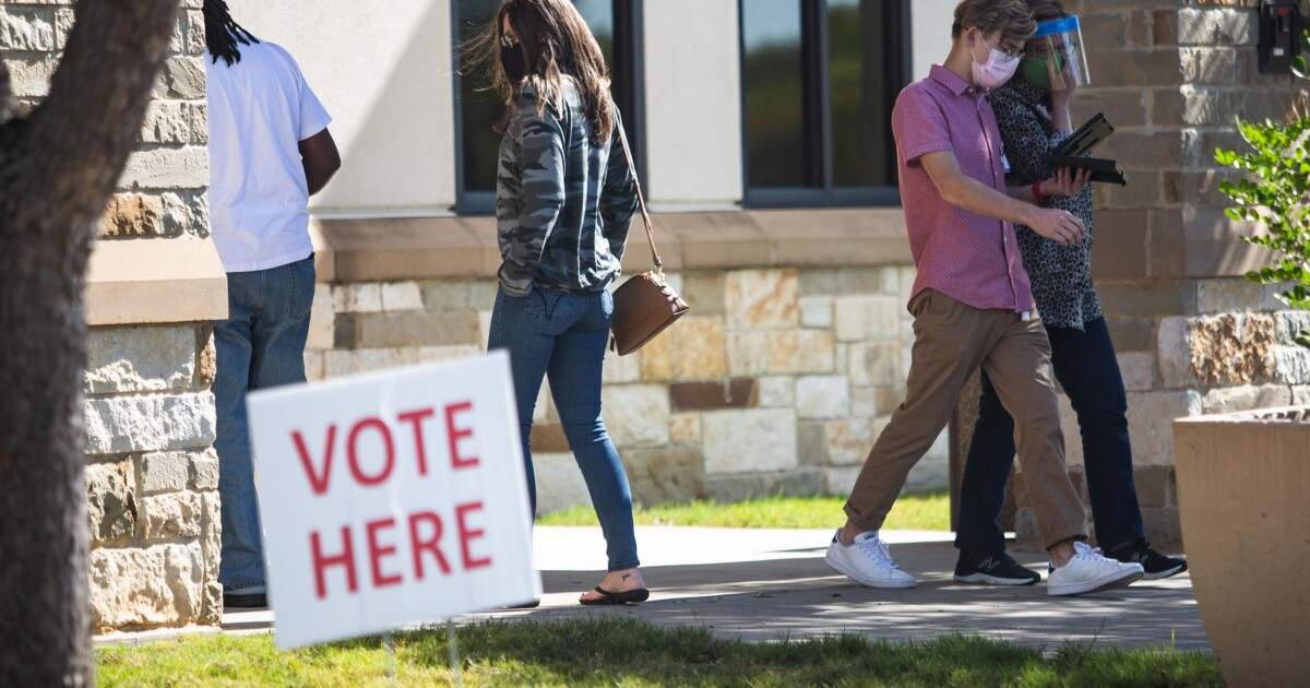 Early Voting Starts Monday. Here's What Williamson County Voters Need To Know.