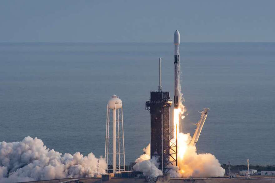 SpaceX's last mission of 2019 sent NRO-108 into orbit from Kennedy Space Center. Photo: SpaceX