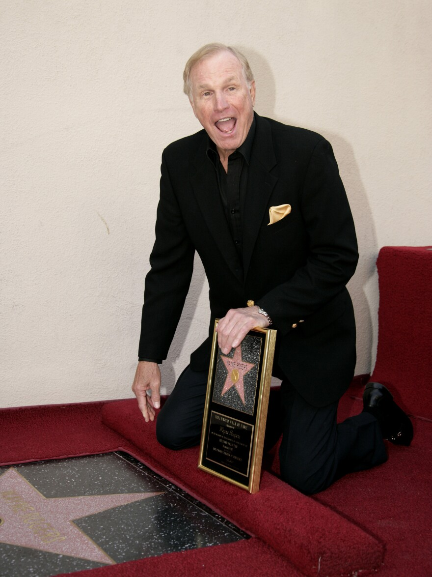 In 2005, Wayne Rogers was honored with a star on the Hollywood Walk of Fame in Los Angeles.