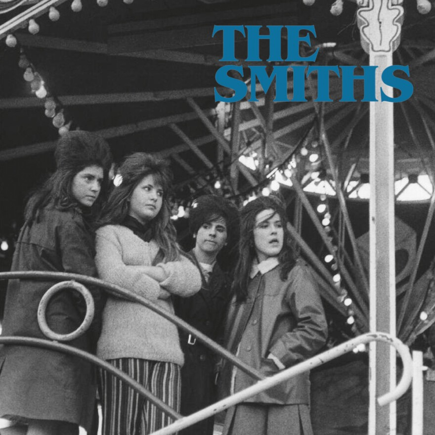 The Smiths: album cover detail