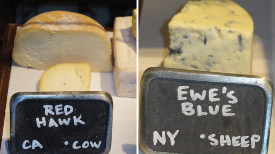 At the Park Hyatt in Washington, D.C., you can vote for the best cheese with your taste buds or your politics.