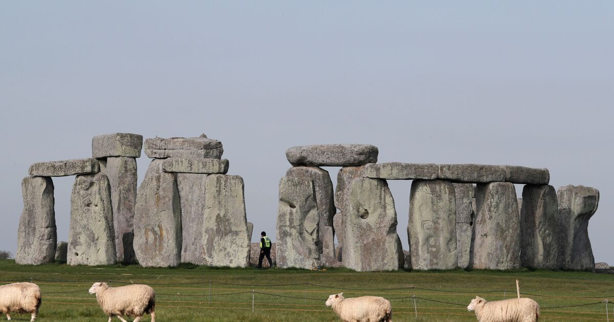 Researchers Solve A Question About Stonehenge Megaliths' Origin