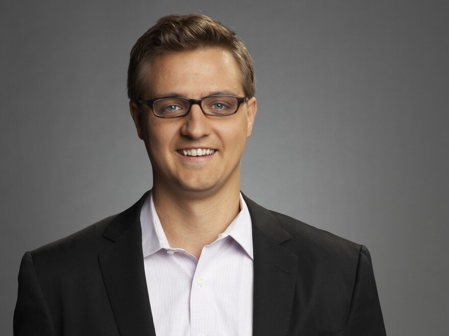 Anchor Chris Hayes will host a new MSNBC weeknight show beginning April 1.