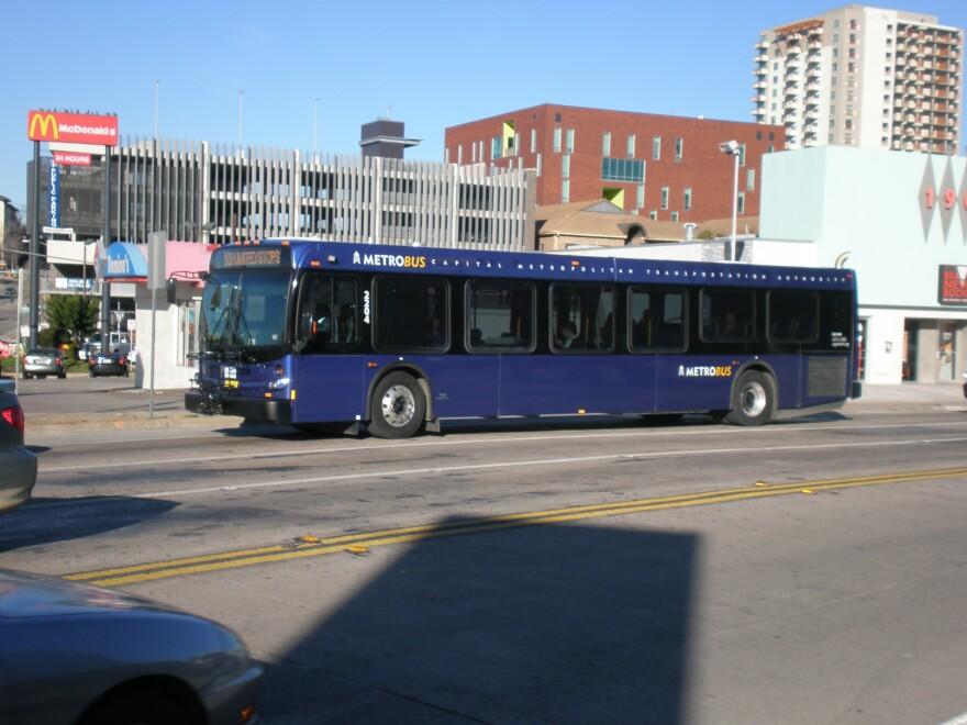 Bus on Street Rachel Wilcox.jpg