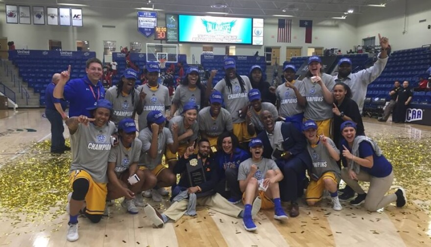Tallahassee Community College's Women's Basketball team