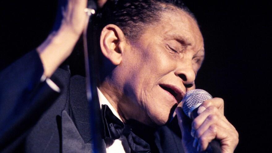 Jimmy Scott: Honey-Voiced Jazz Vocalist