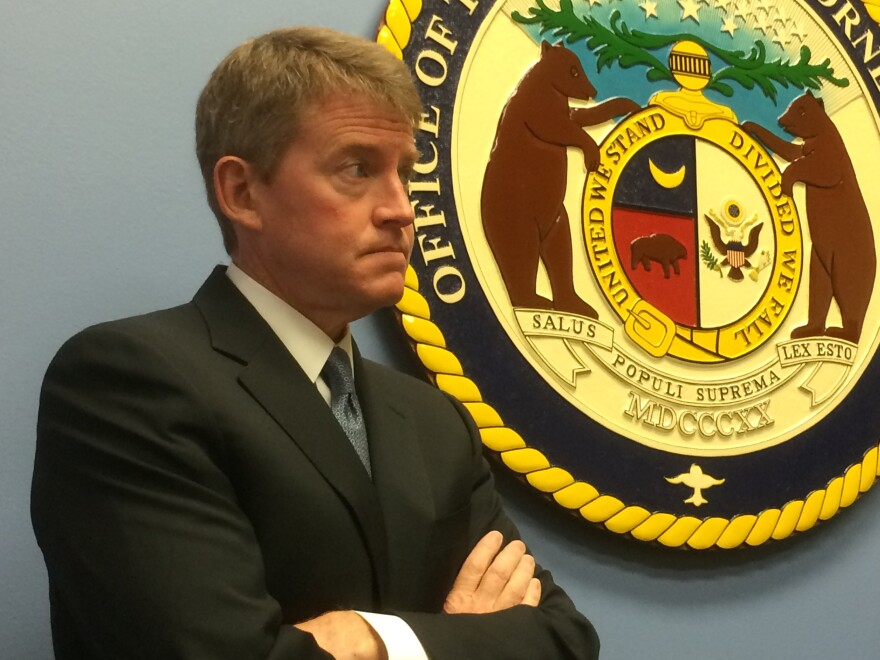 Attorney General Chris Koster said the fragmented nature of St. Louis may inhibit long-term growth -- and may make policy change stemming from the Ferguson unrest difficult.