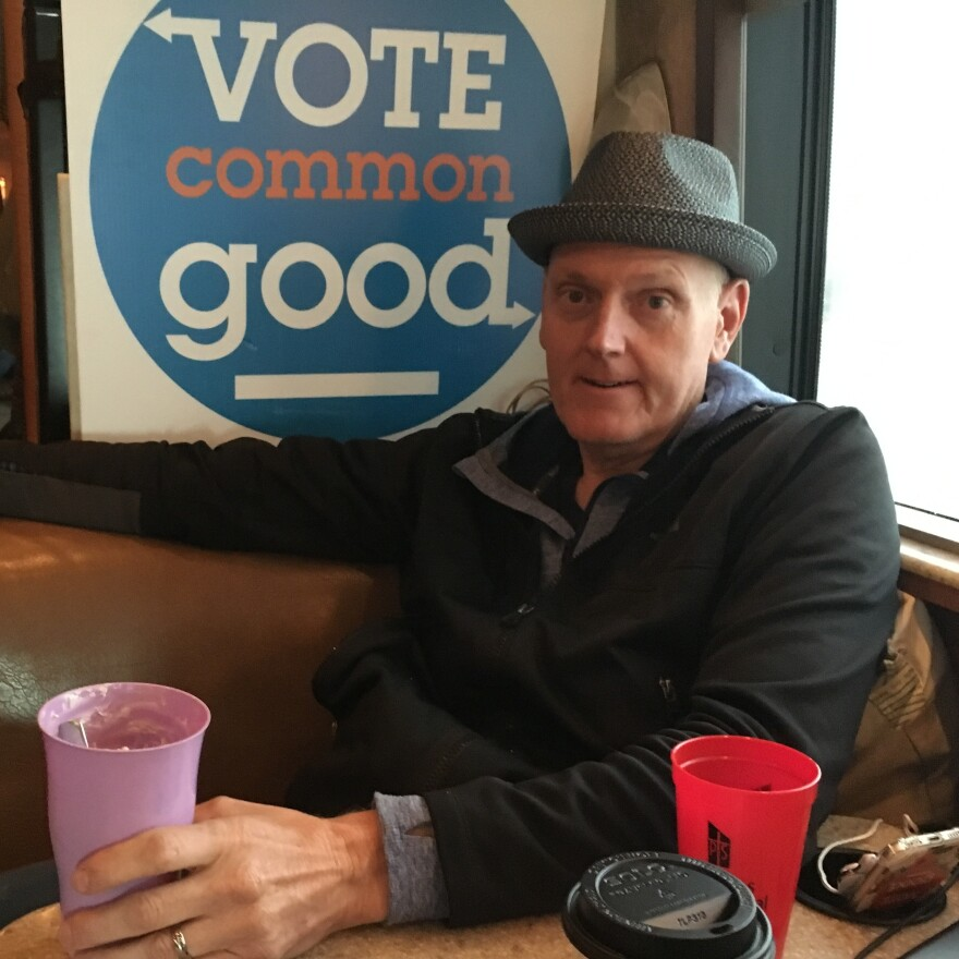 Pastor Doug Pagitt's organization, Vote Common Good, is focusing on evangelicals and other Christian voters who feel out of place in President Trump's Republican Party.