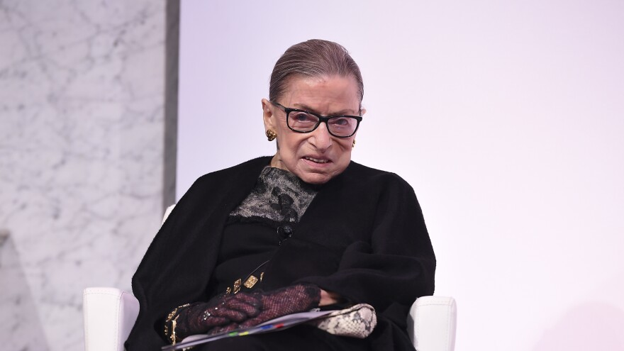 Supreme Court Justice Ruth Bader Ginsburg revealed Friday that she began undergoing chemotherapy in May for a new cancer diagnosis.