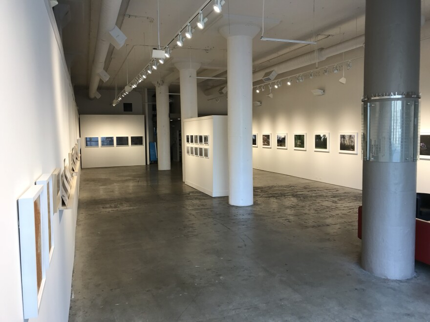 With a new name in place, next steps for The Contemporary include looking at options for a larger gallery space.